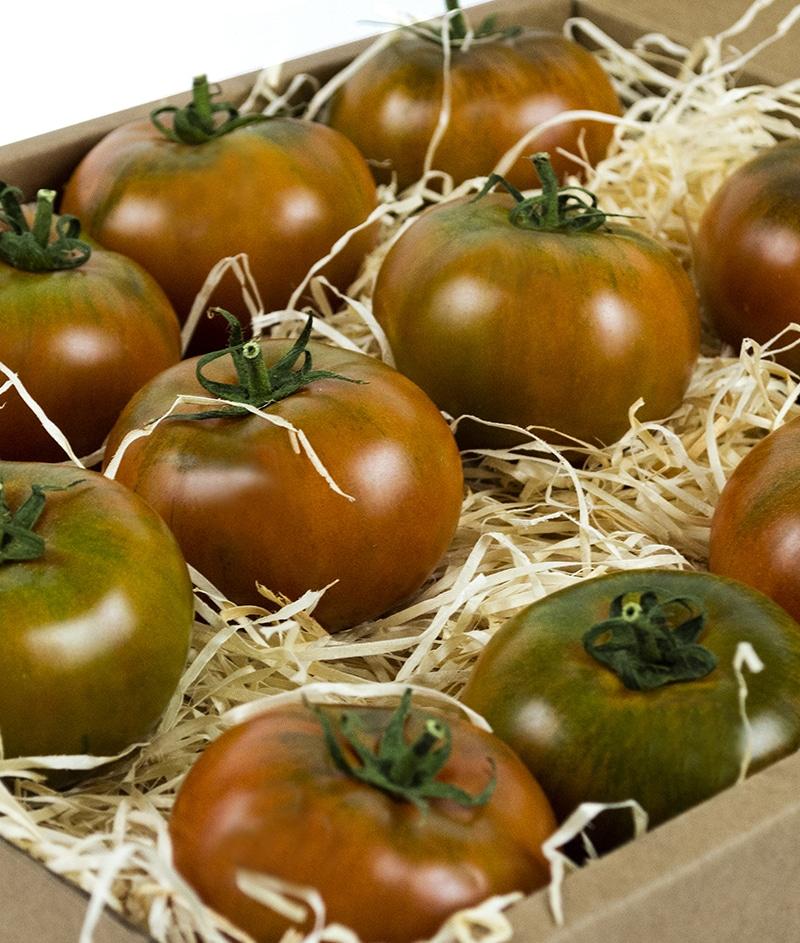 Caja tomates summer love