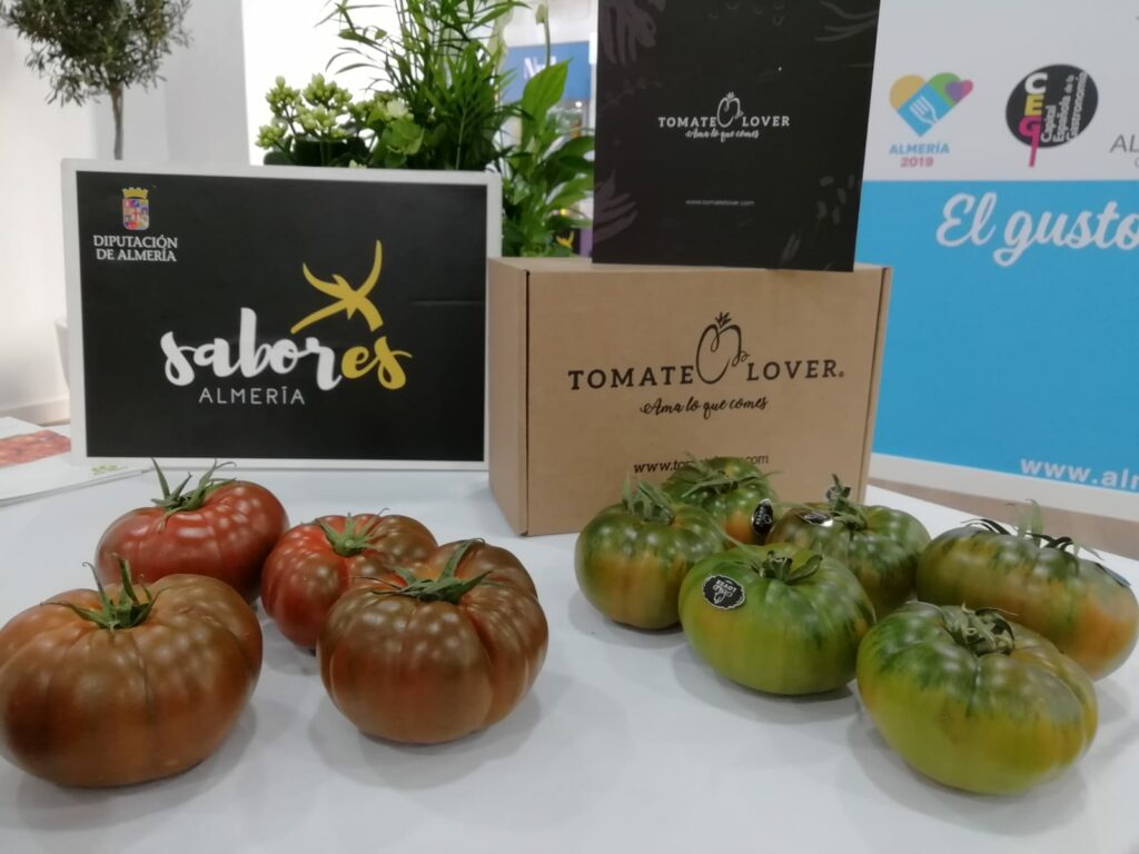 Tomatelover Tomate Lover apoya a Almería como Capital Española de la Gastronomía 1