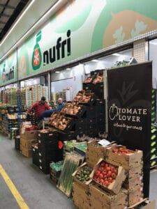 empresas en mercamadrid Tomate Lover
