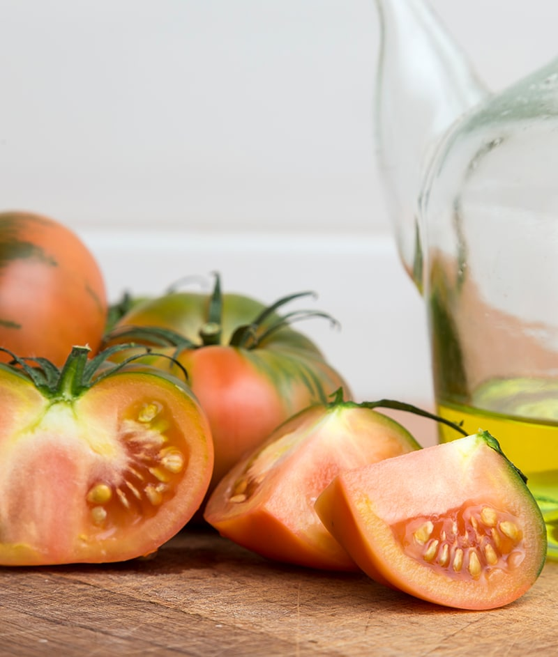 Tomatelover como consumir tomate raf 1